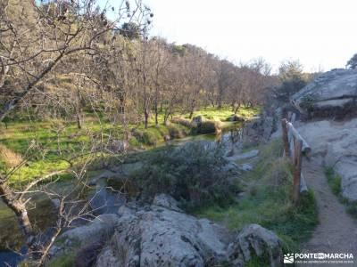 Cañadas, molinos del Río Perales; viajes de la comunidad de madrid senderismo con gps gredos rutas